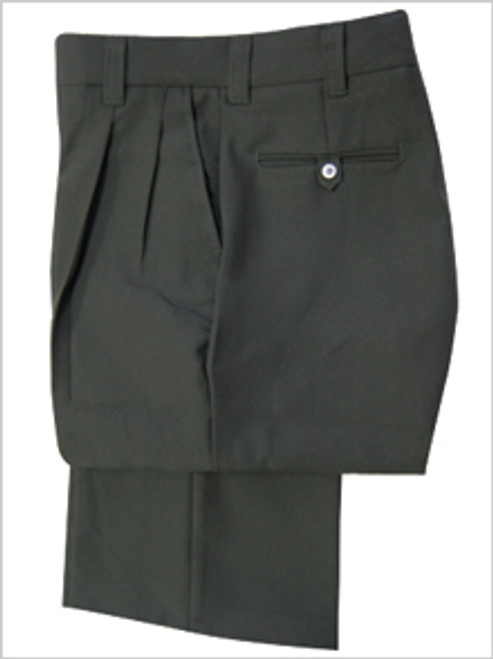 Smitty Premium Charcoal Grey Poly-Wool Umpire Plate Pants