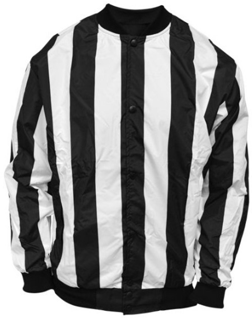 "Honig's 2 1/4"" Stripe Reversible Jacket"