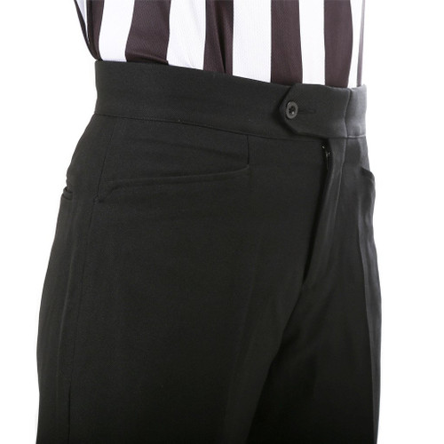 Smitty Women's Flat Front Western Pocket Referee Pants