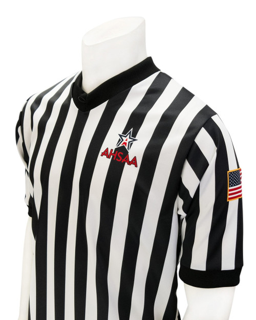 Alabama AHSAA Men's Basketball Referee Shirt