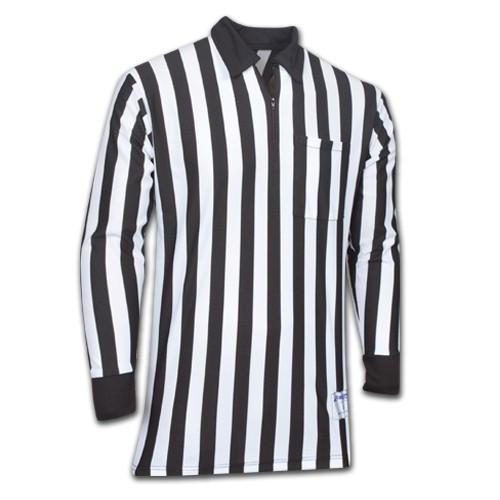 Cliff Keen Long Sleeve Football Referee Shirt