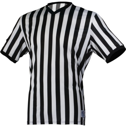 Cliff Keen Ultra Mesh Basketball Referee Shirt Extra Tall