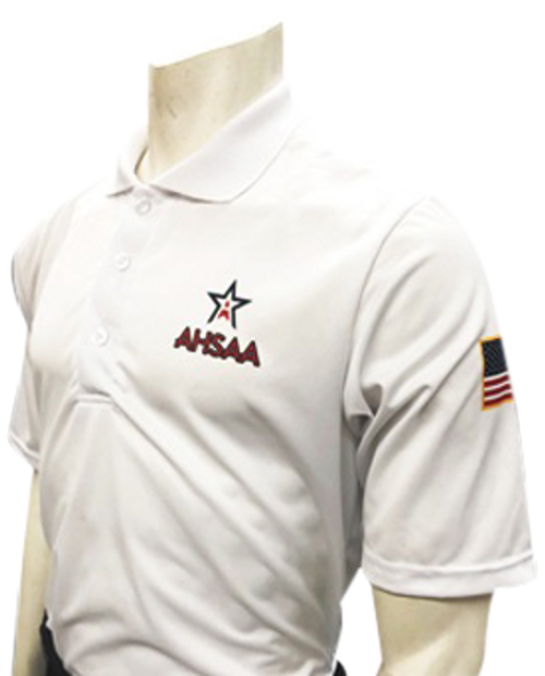 Alabama AHSAA Dye Sublimated Track Officials Shirt