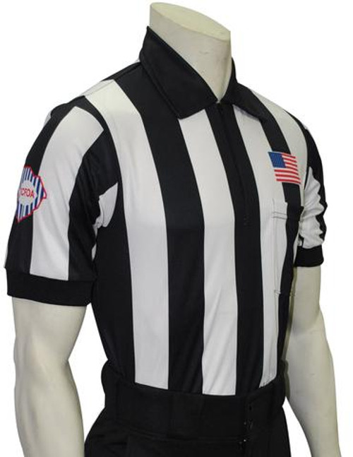 South Carolina SCFOA Short Sleeve Body Flex Football Referee Sleeve