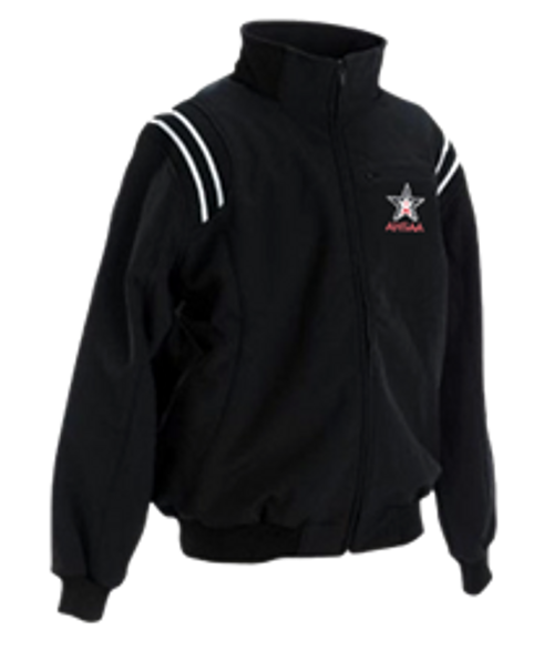 Alabama AHSAA Black Therma Base Umpire Jacket