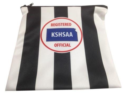 Kansas KSHSAA Whistle/Accessory Bag