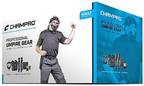 Champro Sports Varsity Umpire Kit