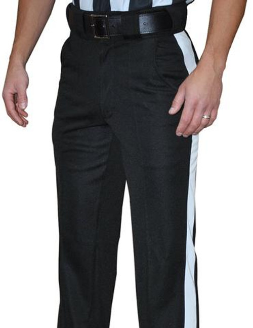 "Smitty Warm Weather 2"" Stripe Football Referee Pants"