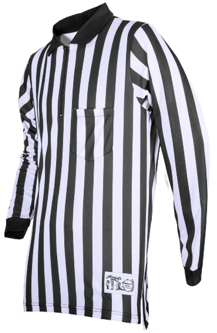 Honig's Prosoft Long Sleeve Football Referee Shirt