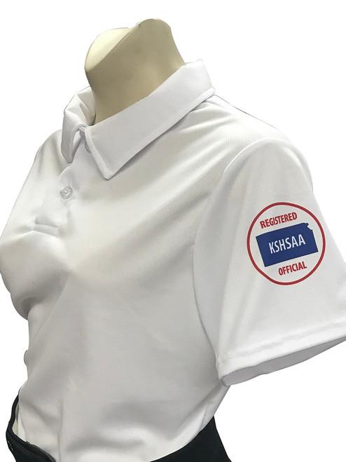 Kansas KSHSAA Women's Volleyball Referee Shirt