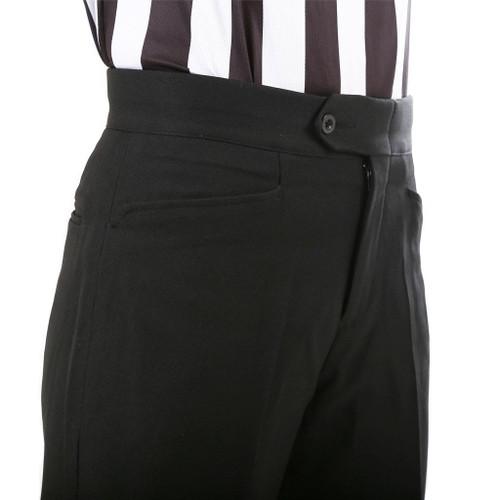 Smitty Women's Premium Flat Front Western Pocket Referee Pants