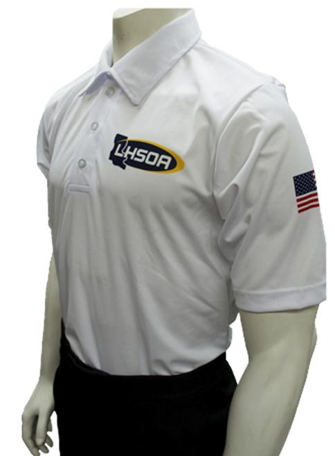 Louisiana LHSOA Dye Sublimated Men's Volleyball Referee Shirt