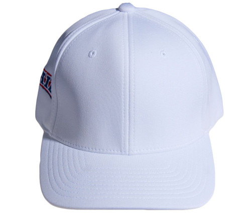 NAIA White Flex Fit Football Referee Cap