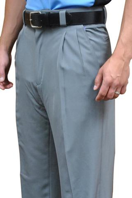 Smitty Heather Performance Poly-Spandex Combo Umpire Pants