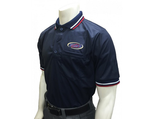 Kentucky KHSAA Navy Blue Umpire Shirt