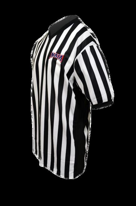 NAIA Honig's Prosoft Side Panel Basketball Referee Shirt
