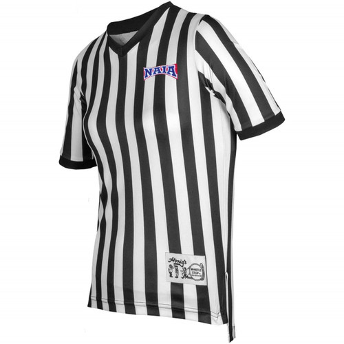 NAIA Women's Honig's UltraTech Basketball Referee Shirt