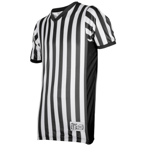 NAIA Honig's Ultra Tech Side Panel Referee Shirt
