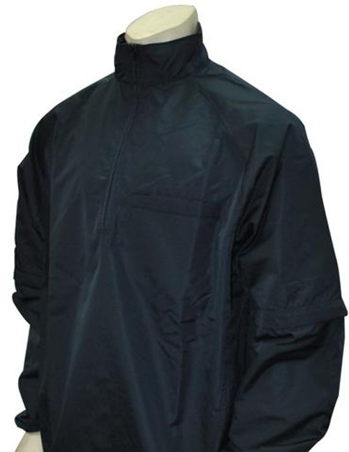 Navy Convertible Umpire Jacket