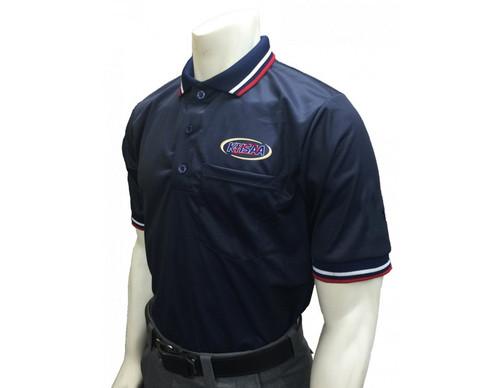 Honig's Kentucky KHSAA Navy Blue Umpire Shirt