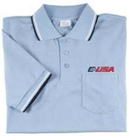 Honig's Conference USA Embroidered Powder Umpire Shirt