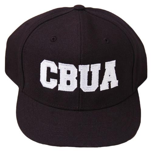 CBUA Fitted Wool 4-stitch Umpire Cap