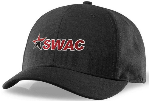 SWAC Wool 4-stitch Umpire Cap