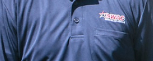 Honig's SWAC Navy Softball Umpire Shirt