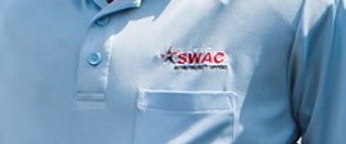 Honig's SWAC Power Blue Softball Umpire Shirt