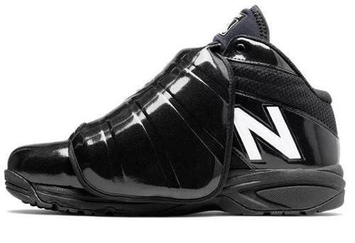 "New Balance MU460V3 Umpire Plate Shoe White N ""D"" Width"