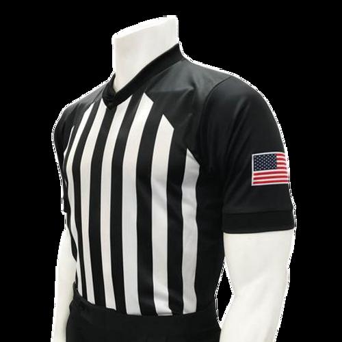 Smitty Official's Apparel Body Flex® NCAA Men's Basketball Referee Shirt