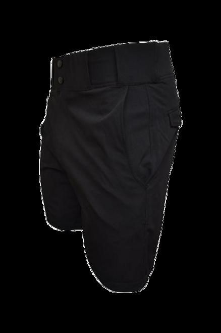Honig's Black Lightweight Football Referee Shorts