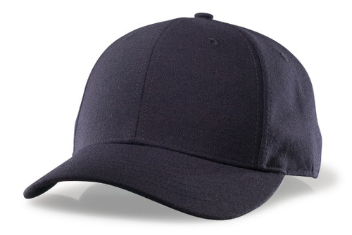 Richardson Adjustable Wool Plate Umpire Cap