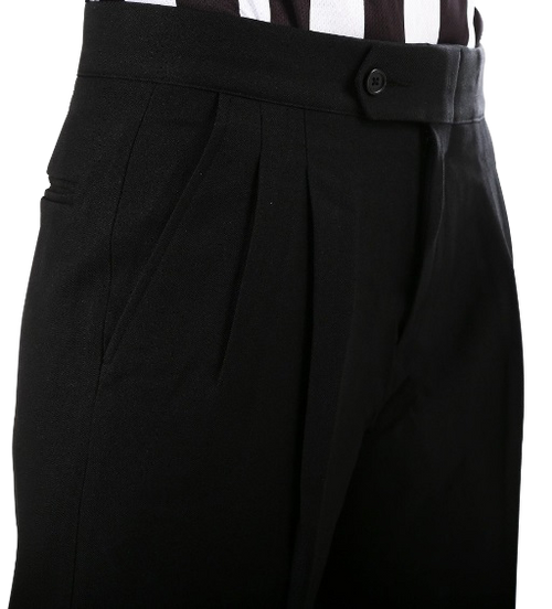 Sansabelt Pleated Referee Pants
