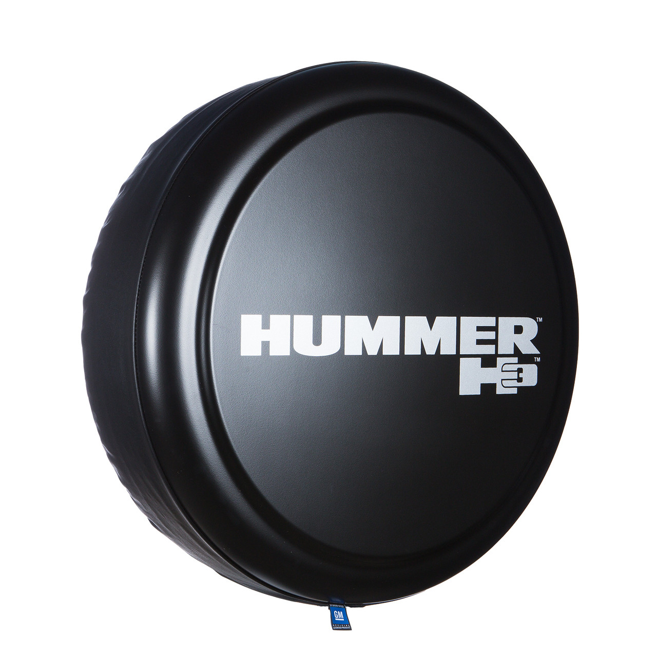 Rigid™ Tire Cover - Hummer H13 (13-13) - Black-Textured | h3 hummer spare tire cover
