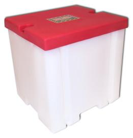 Battery Guard 02602 dual L-16 battery box