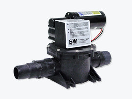 Sealand S-Series Vacuum Pump Available in 12 or 24 VDC