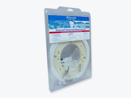 Universal Mounting Kit allows Sealand Toilets to be mounted to 2 bolt floor flange