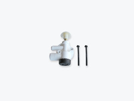 Sealand water valve for all foot pedal toilets except 310 model