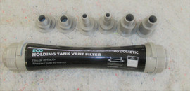 New Sealand Vent Filter Replaces all previous filters and supplied with all necessary fittings to adapt to any size hose
