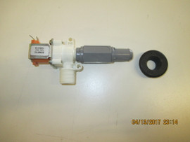 Masterflush Electric water valve and check valve 12 Volts