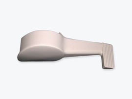 Foot pedal cover for 510, 548, 508 Toilet
