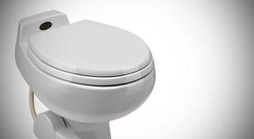 Ceramic Vacuflush Marine Toilets
