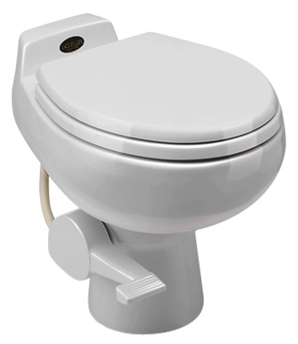 Sealand 500 Series toilet Toilet ( Shown In Platinum Color)