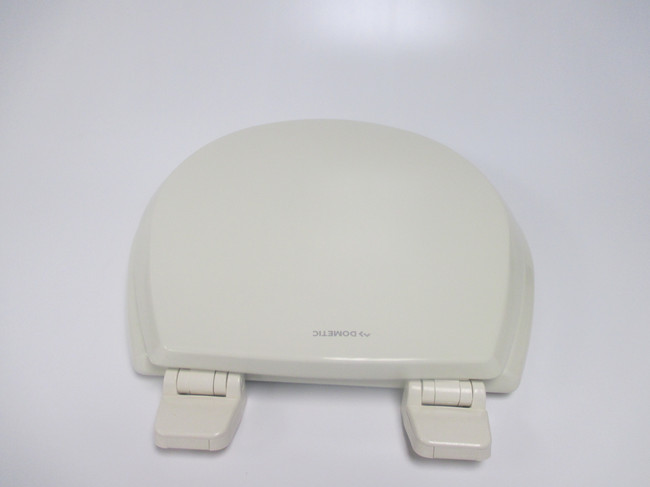 Sealand  311695 seal and lid assy with new mounting hardware Bone color Fits Masterflush toilets model # 8100