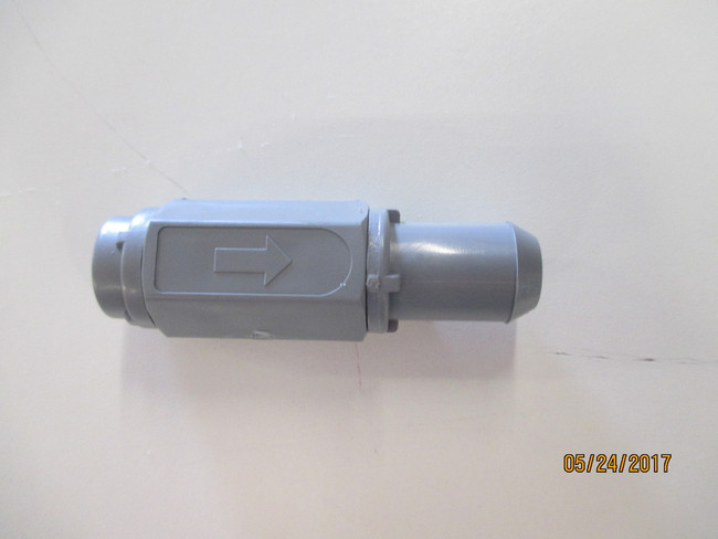 DOMETIC 880073 MASTERFLUSH CHECK VALVE