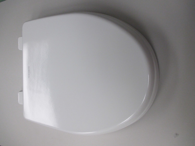 SEALAND DOMETIC WOOD TOILET SEAT # 311005 WHITE FITS 8700 AND 4300 SERIES TOILETS