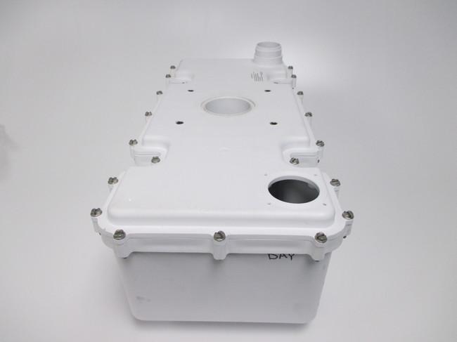 Vacuum tank for Sealand 780012 or 780024 vacuum generator