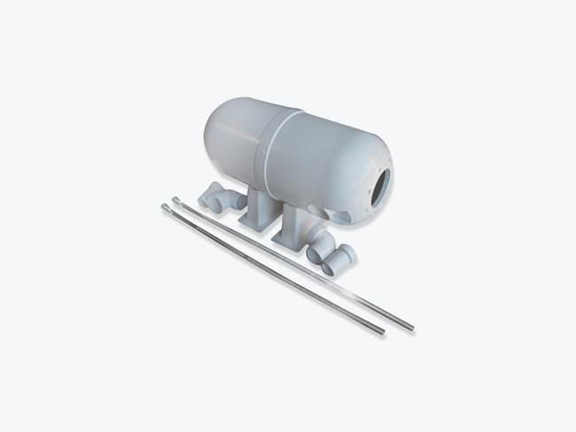 Sealand vacuum tank less switch