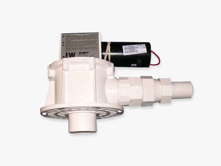 Sealand J-W series pump and motor replacement 12 volt Also available in 24 volts- #311230